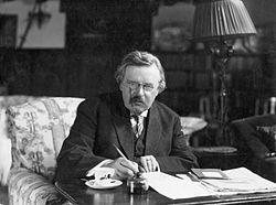 El Tribunal Supremo aplica la Doctrina de los Casos «Phill Collins» y «Puccini» al a obra de G.K. Chesterton