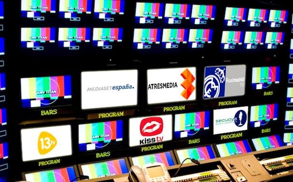 Adjudicación de seis licencias televisivas en abierto