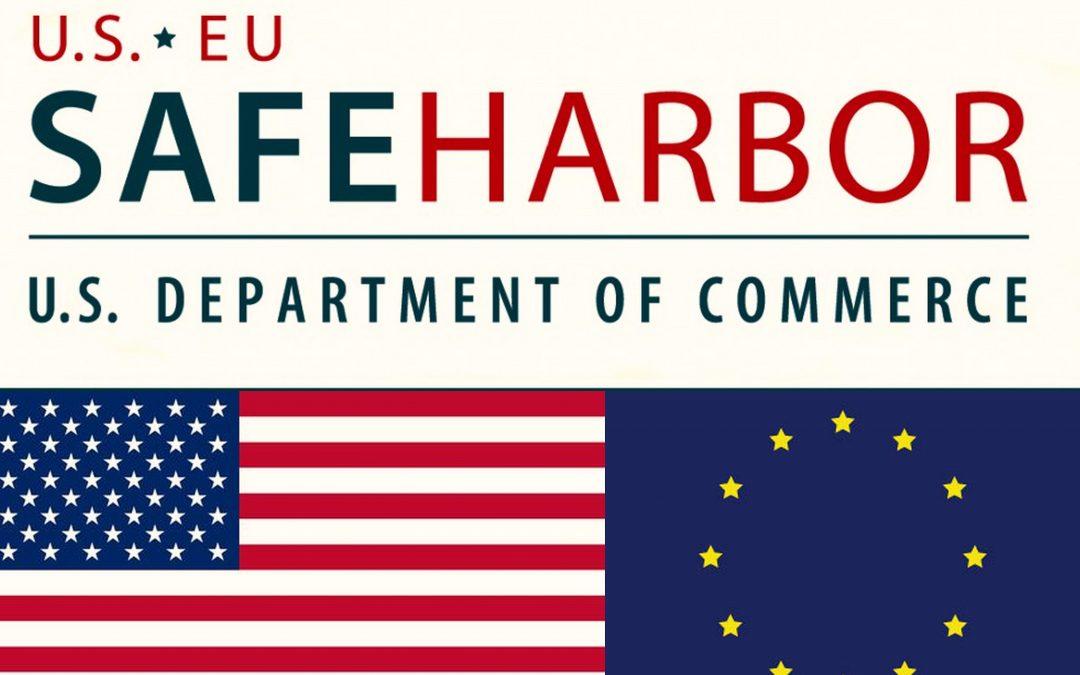 El Tribunal de Justicia de la Unión Europea (TJUE) invalida el Acuerdo de Puerto Seguro entre la UE y EEUU