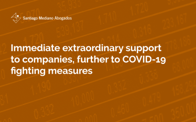 Immediate extraordinary support to companies in Portugal, further to COVID-19 fighting measures