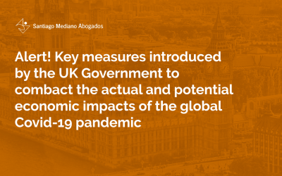 Alert! Online contact details for key measures introduced by the UK Government to combat the actual and potential economic impacts of the global COVID-19 pandemic